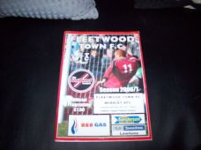 Fleetwood Town v Mossley, 2006/07